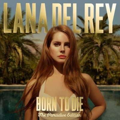 Lana Del Rey - Born to Die CD2