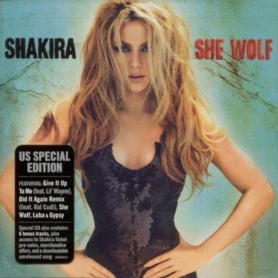 Shakira - She Wolf (Album)