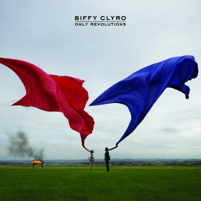 Biffy Clyro - Only Revolutions. Somebody Help Me Play.