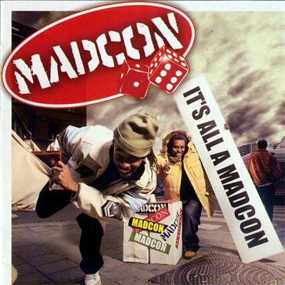 Madcon - It's All A Madcon (Album)