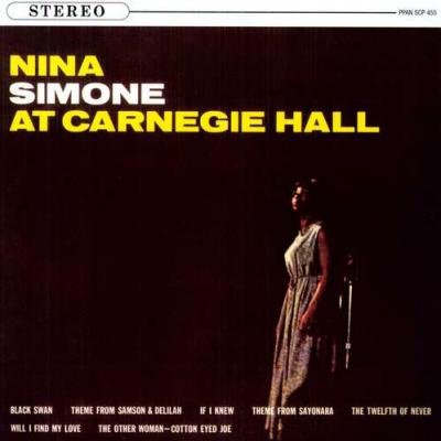Nina Simone -  Nina Simone At Carnegie Hall