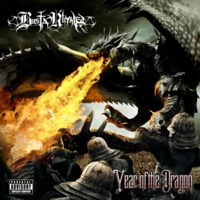 Busta Rhymes - Year Of The Dragon