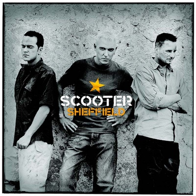 Scooter - Sheffield. CD1.