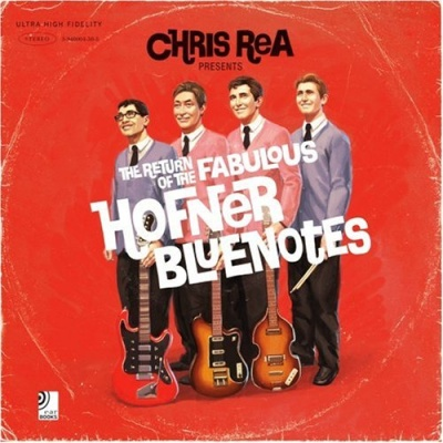 Chris Rea - The Return Of The Fabulous Hofner Bluenotes. CD2.
