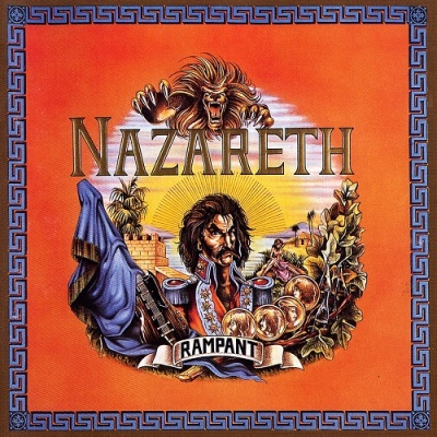 Nazareth - Shapes Of Things / Space Safari