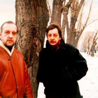 Вадим и Валерий Мищуки