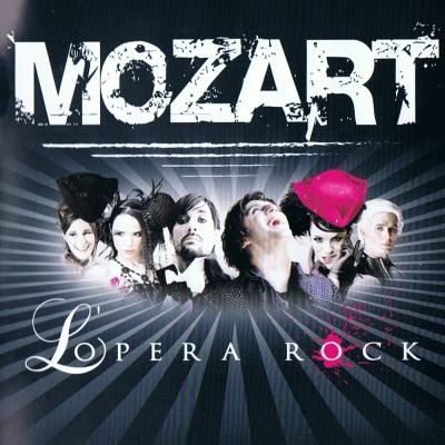 Mozart L'opéra Rock - Comedie Tragedie