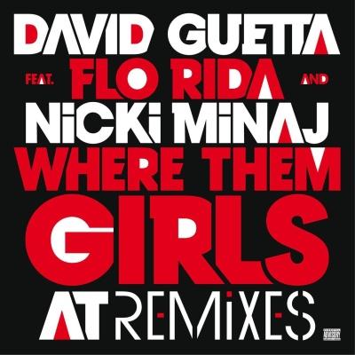 David Guetta - Where Them Girls At (Remixes) (Single)