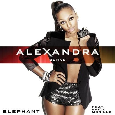 Alexandra Burke - Elephant (Single)