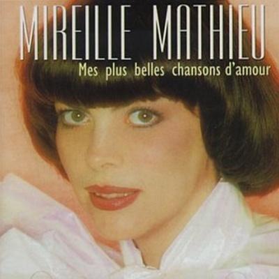 Mireille Mathieu - Mes Plus Belles Chansons D'Amo (Album)