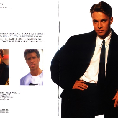 Johnny Hates Jazz - Turn Back The Clock (Album)