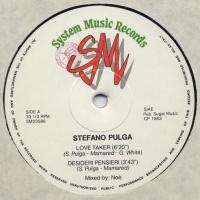 Stefano Pulga - Love Taker Desideri Pensieri (Album)