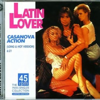 Latin Lover - Casanova Action (The Maxi-Singles Collection) (Album)