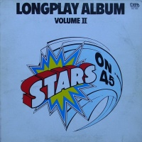 Stars On 45 - Long Play Album Volume 2 (LP)