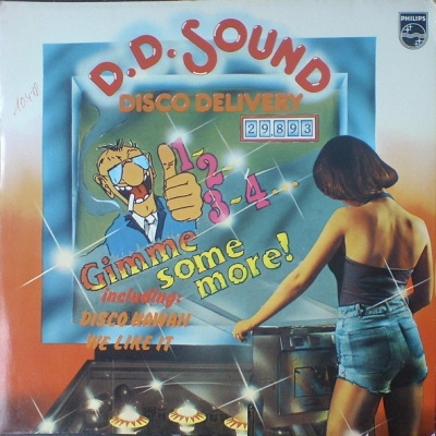 D.D. Sound - 1-2-3-4… Gimme Some More! (Album)