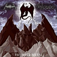 Vulcano (Rock) - Thunder Metal (Compilation)
