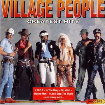 Village People - Greatest Hits (Album)