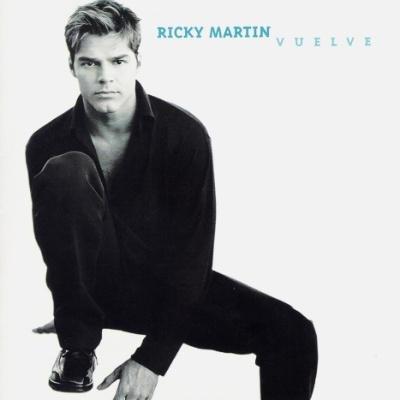 Ricky Martin - Vuelve (Album)