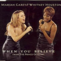 Whitney Houston - When You Believe (Single)