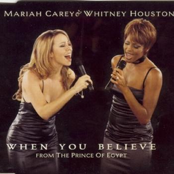 Whitney Houston - When You Believe (Single)
