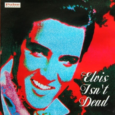 Elvis Isn't Dead - 12 Tracks Remodelled For The Nineties (Compilation)