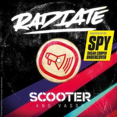 Scooter - Radiate (Single)