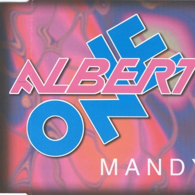 Albert One - Mandy (CDM) (Single)