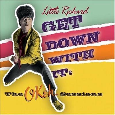Little Richard - The Explosive Little Richard (Album)