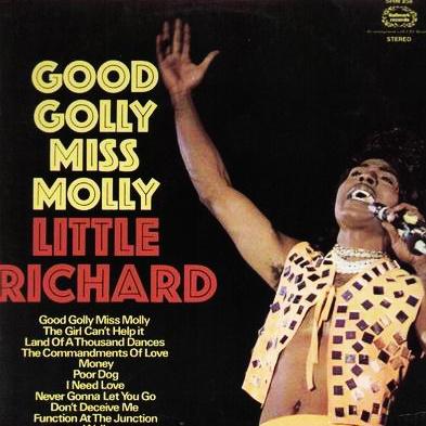 Little Richard - Good Golly Miss Molly (Album)