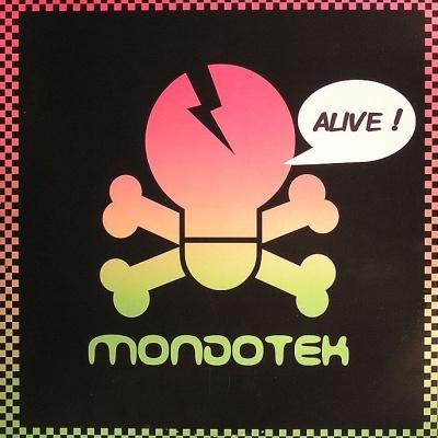 Mondotek - Alive Incl 2-4 Grooves Remix Vinyl