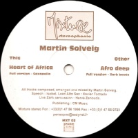 Heart Of Africa-Afro Deep