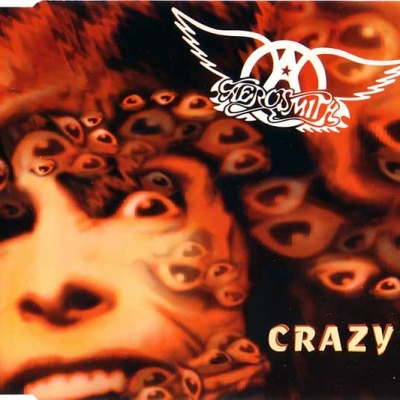 Aerosmith - Crazy (LP)