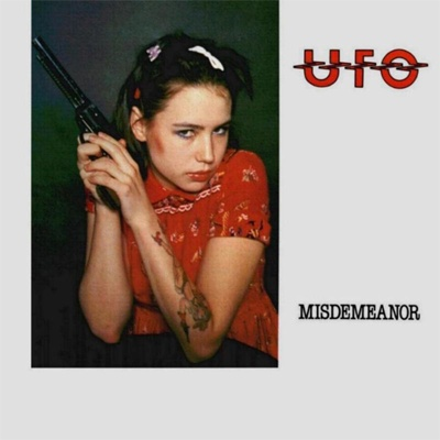 UFO - Misdemeanor (Album)