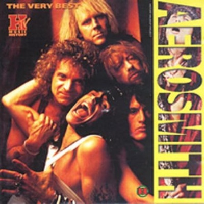 Aerosmith - The Very Best (HTV Music History) (CD 1)