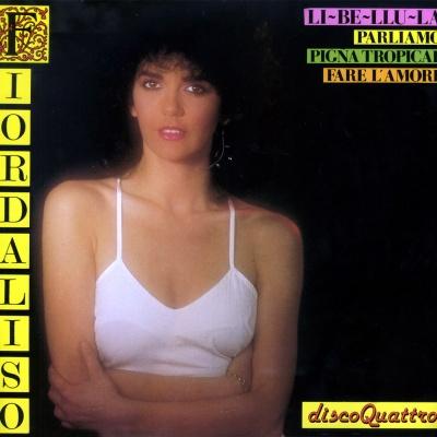 Fiordaliso - Disco Quattro (Album)