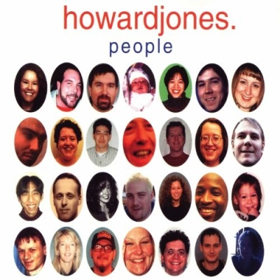 Howard Jones - People (Album)