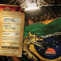 16 Bit Lolita's - Warung Brazil 001 CD1 (Compilation)