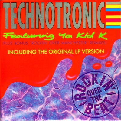Technotronic - Rocking Over Beat (Single)