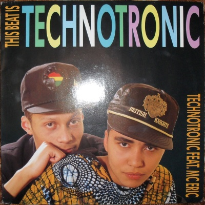 Technotronic - This Beat Is Technotronic (Single)