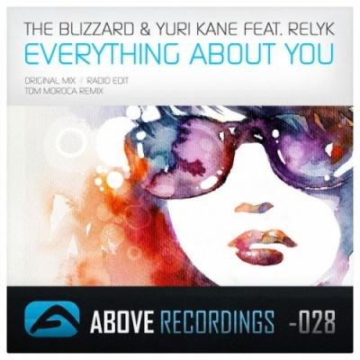 Yuri Kane - Everything About You (Single)