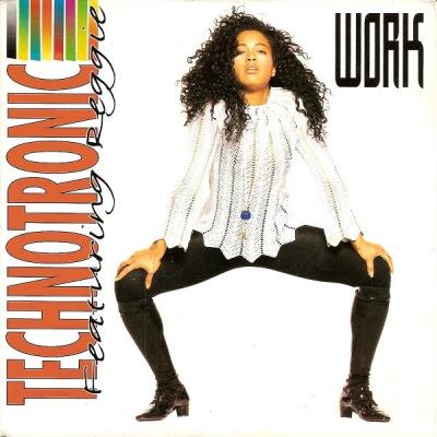 Technotronic - Work (Single)