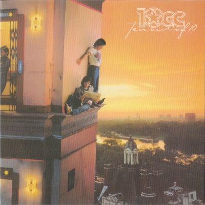 10 CC - 1981 - Ten Out Of 10 (Compilation)