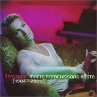 Marie Fredriksson - Antligen Live (LP)