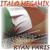 Ryan Paris - Italo Megamix (Single)