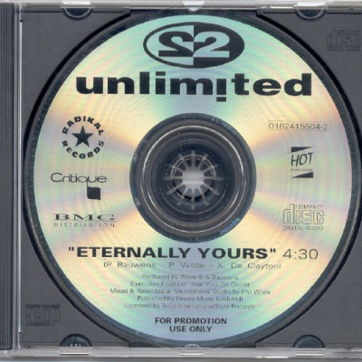 2 Unlimited - Eternally Yours (Promo)