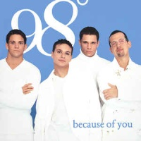 98 Degrees - Because Of You (Single)