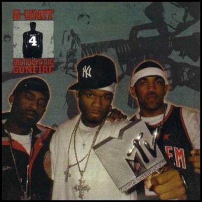 50 Cent - Automatic Gunfire (Album)