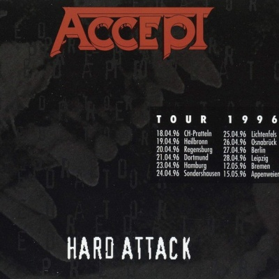 Accept - Hard Attack (Single)