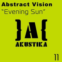 Abstract Vision - Evening Sun (Single)