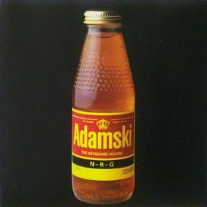 Adamski - N-R-G (Single)